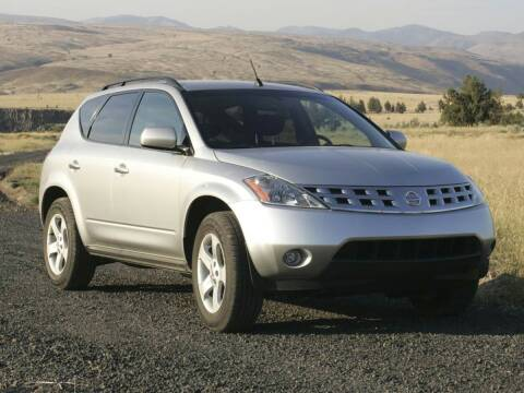 2005 Nissan Murano for sale at Hi-Lo Auto Sales in Frederick MD