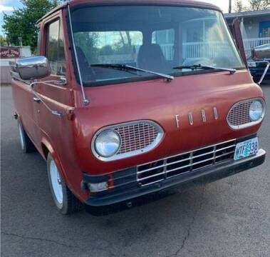 1964 Ford F-100 for sale at City Center Cars and Trucks in Roseburg OR