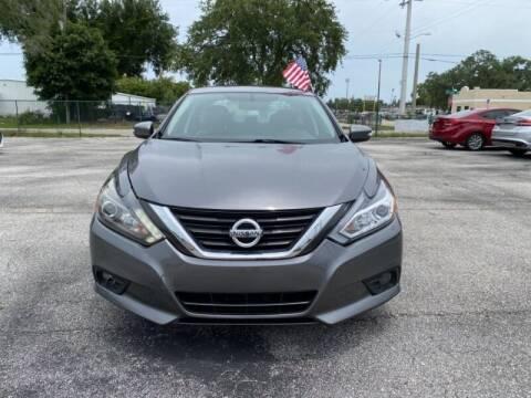 2017 Nissan Altima for sale at Sunny Florida Cars in Bradenton FL
