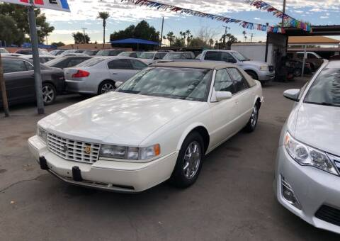 1996 Cadillac Seville for sale at Valley Auto Center in Phoenix AZ