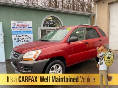 2006 Kia Sportage for sale at Precision Automotive Group in Youngstown OH