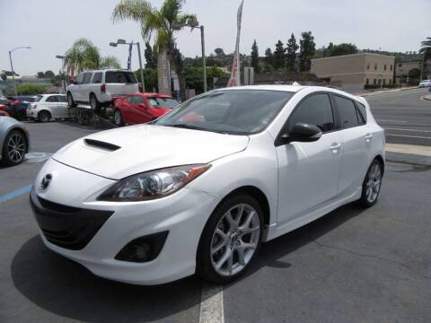 2012 Mazda MAZDASPEED3 for sale at Eagle Auto in La Mesa CA