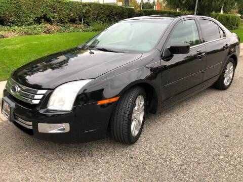 2008 Ford Fusion for sale at Donada  Group Inc in Arleta CA