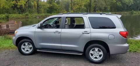 2010 Toyota Sequoia for sale at Auto Link Inc in Spencerport NY