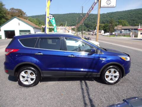 2015 Ford Escape for sale at RJ McGlynn Auto Exchange in West Nanticoke PA