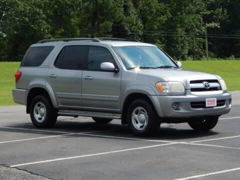 2005 Toyota Sequoia for sale at Boyles Auto Sales in Jasper AL