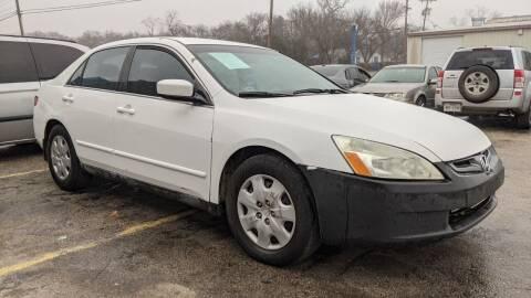 2005 Honda Accord for sale at Dave-O Motor Co. in Haltom City TX
