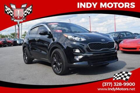 2020 Kia Sportage for sale at Indy Motors Inc in Indianapolis IN