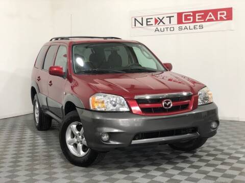 2006 Mazda Tribute for sale at Next Gear Auto Sales in Westfield IN