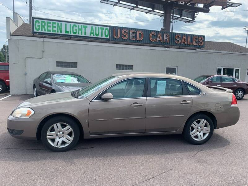 2007 Chevrolet Impala for sale at Green Light Auto in Sioux Falls SD