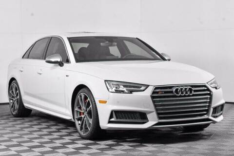 2018 Audi S4 for sale at Chevrolet Buick GMC of Puyallup in Puyallup WA