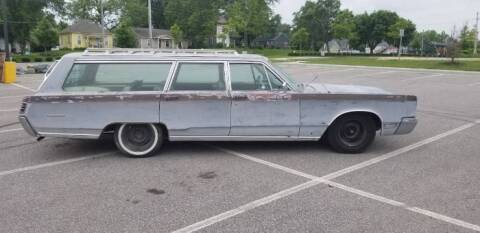 1967 Chrysler Town and Country for sale at Classic Car Deals in Cadillac MI
