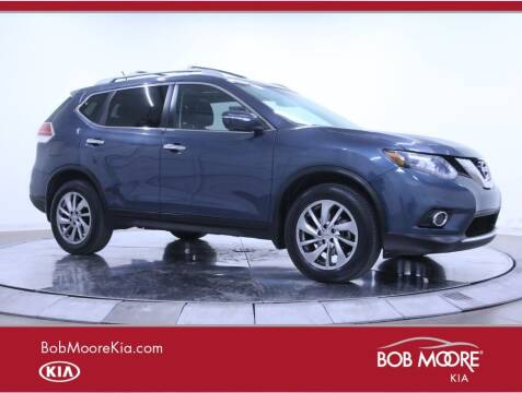 2014 Nissan Rogue for sale at Bob Moore Kia in Oklahoma City OK