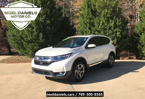 2018 Honda CR-V for sale at Noel Daniels Motor Company in Brandon MS
