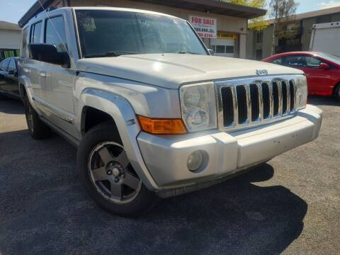 2006 Jeep Commander for sale at JD Motors in Fulton NY