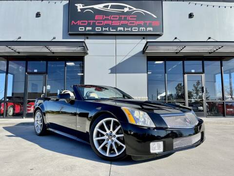 2007 Cadillac XLR-V for sale at Exotic Motorsports of Oklahoma in Edmond OK