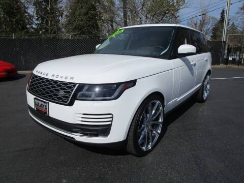 2018 Land Rover Range Rover for sale at LULAY'S CAR CONNECTION in Salem OR