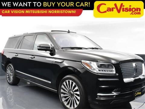 2018 Lincoln Navigator L for sale at Car Vision Mitsubishi Norristown in Trooper PA