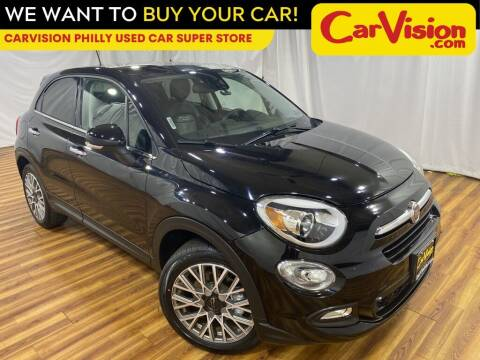 2017 FIAT 500X for sale at Car Vision Mitsubishi Norristown - Car Vision Philly Used Car SuperStore in Philadelphia PA