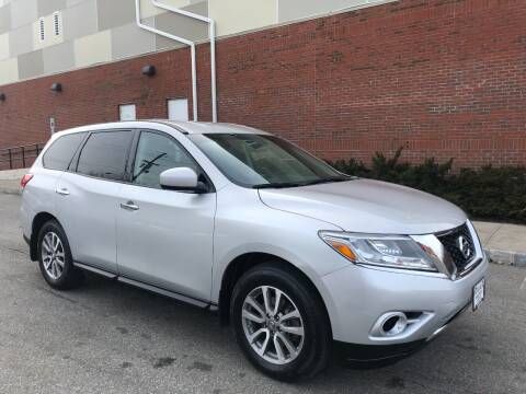 2014 Nissan Pathfinder for sale at Imports Auto Sales Inc. in Paterson NJ