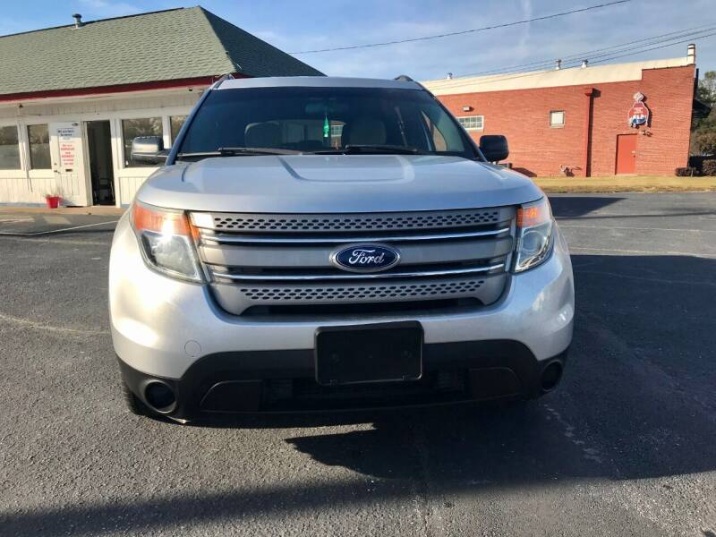 2013 Ford Explorer for sale at R3A USA Motors in Lawrenceville GA
