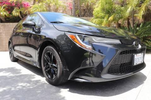 2020 Toyota Corolla for sale at Newport Motor Cars llc in Costa Mesa CA