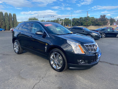 2012 Cadillac SRX for sale at Blue Diamond Auto Sales in Ceres CA