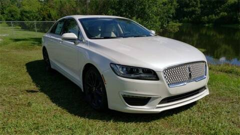 2020 Lincoln MKZ for sale at BOZARD FORD in Saint Augustine FL