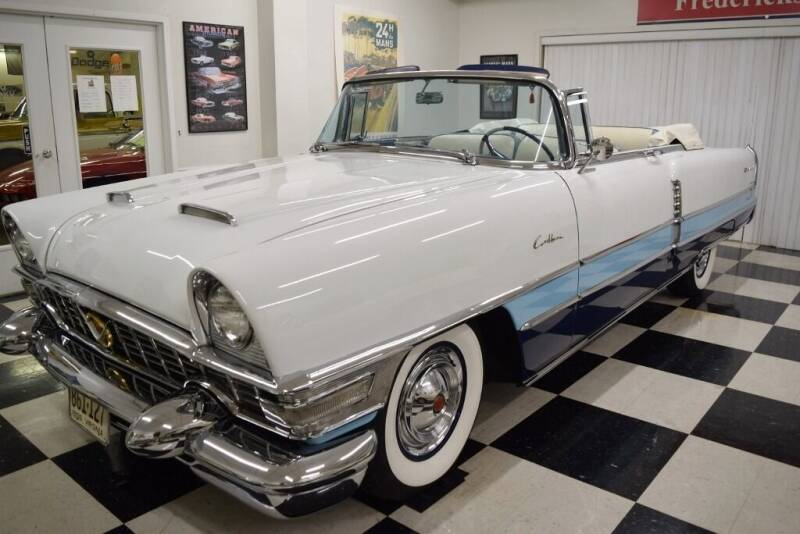 1955 Packard Caribbean for sale in Fredericksburg, VA