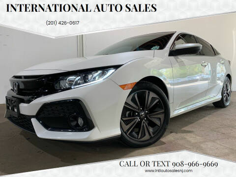 2019 Honda Civic for sale at International Auto Sales in Hasbrouck Heights NJ