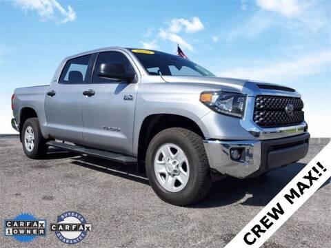 2020 Toyota Tundra for sale at PHIL SMITH AUTOMOTIVE GROUP - Okeechobee Chrysler Dodge Jeep Ram in Okeechobee FL