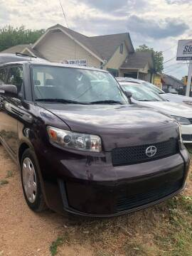 2008 Scion xB for sale at S & J Auto Group in San Antonio TX