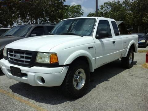 2003 Ford Ranger for sale at John 3:16 Motors in San Antonio TX
