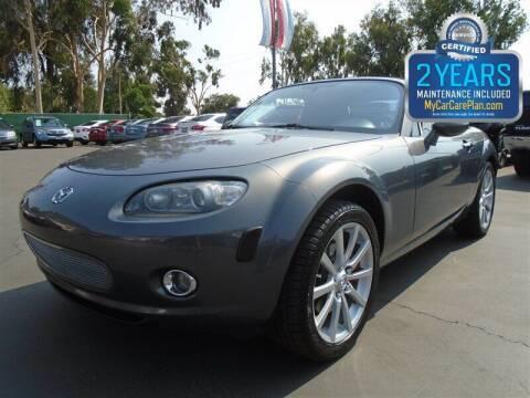 2007 Mazda MX-5 Miata for sale at Centre City Motors in Escondido CA