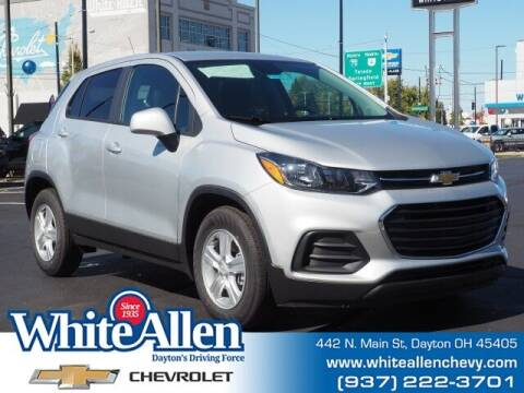 2021 Chevrolet Trax for sale at WHITE-ALLEN CHEVROLET in Dayton OH