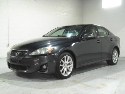 2011 Lexus IS 250 for sale at Ohio Motor Cars in Parma OH