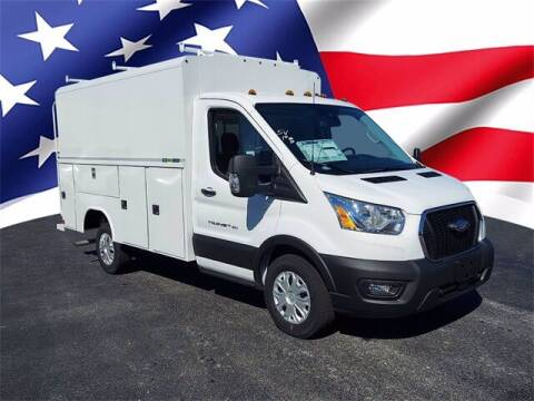 2020 Ford Transit Cutaway for sale at Gentilini Motors in Woodbine NJ