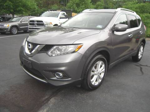 2015 Nissan Rogue for sale at 1-2-3 AUTO SALES, LLC in Branchville NJ
