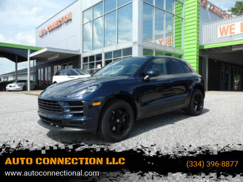 2020 Porsche Macan for sale at AUTO CONNECTION LLC in Montgomery AL