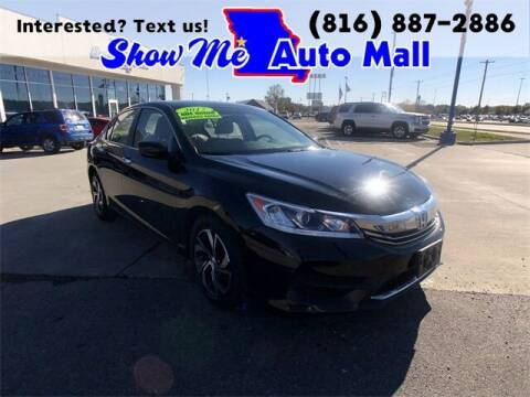 2017 Honda Accord for sale at Show Me Auto Mall in Harrisonville MO