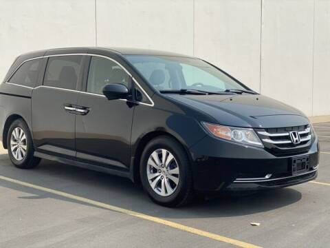 2016 Honda Odyssey for sale at Seewald Cars in Brooklyn NY