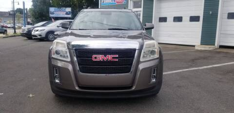 2012 GMC Terrain for sale at Bridge Auto Group Corp in Salem MA