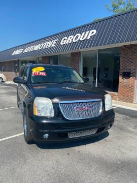 2012 GMC Yukon XL for sale at Jones Automotive Group in Jacksonville NC
