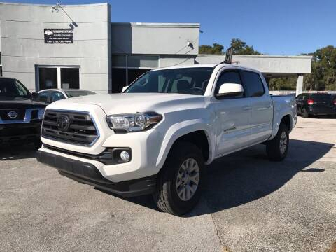 2018 Toyota Tacoma for sale at Popular Imports Auto Sales in Gainesville FL