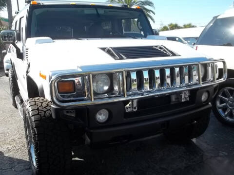 2003 HUMMER H2 for sale at PJ's Auto World Inc in Clearwater FL