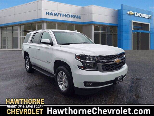 2019 Chevrolet Tahoe for sale at Hawthorne Chevrolet in Hawthorne NJ
