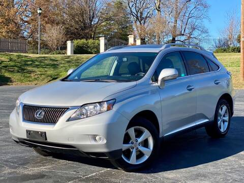 2011 Lexus RX 350 for sale at Sebar Inc. in Greensboro NC