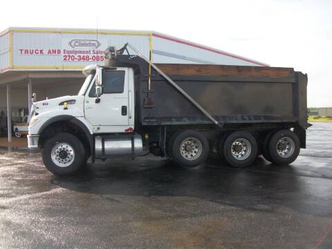 2006 International 7600 Dump Truck for sale at Classics Truck and Equipment Sales in Cadiz KY
