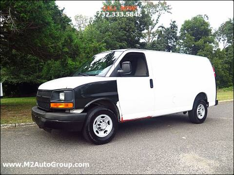 2014 Chevrolet Express Cargo for sale at M2 Auto Group Llc. EAST BRUNSWICK in East Brunswick NJ