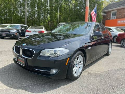 2013 BMW 5 Series for sale at Bloomingdale Auto Group in Bloomingdale NJ